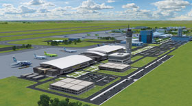 Project for Extension and Reconstruction of Kazan International Airport